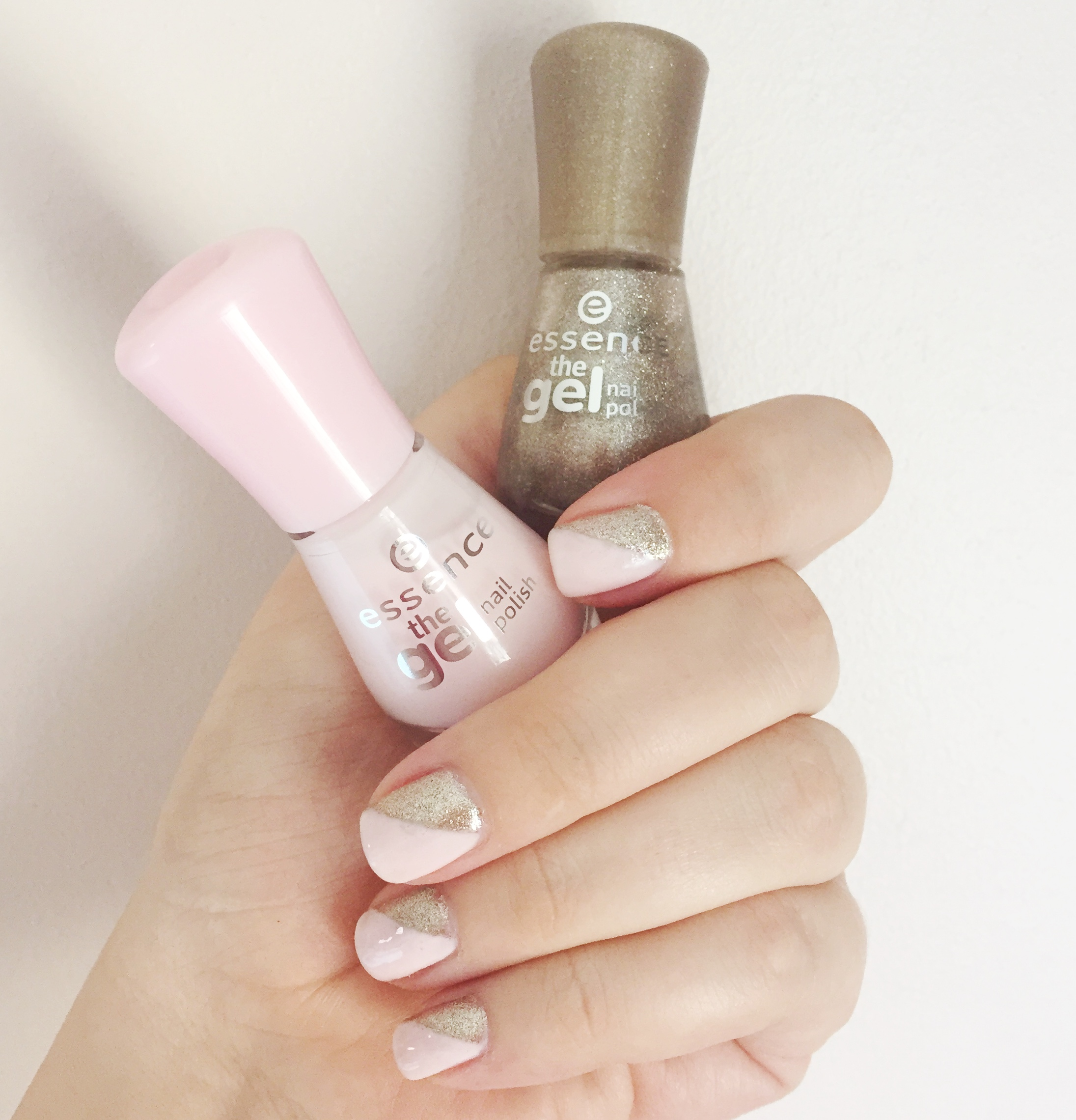 Easy nail art with essence nail polishes prinsesfo Images