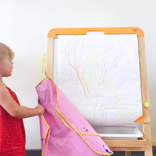 In the market for art supplies for toddler? Find out where you should spend and where you should save in this informative article.