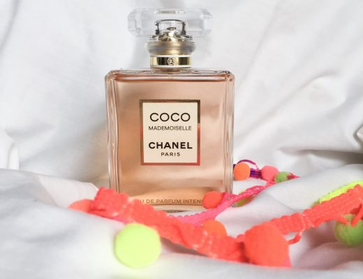 Chanel Coco Mademoiselle Intense, a new fragrance offering from Chanel