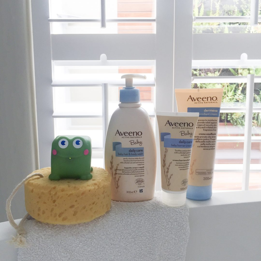 Aveeno South Africa - a mom and tot favourite!