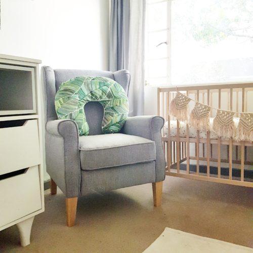 Gender neutral nursery reveal (4)