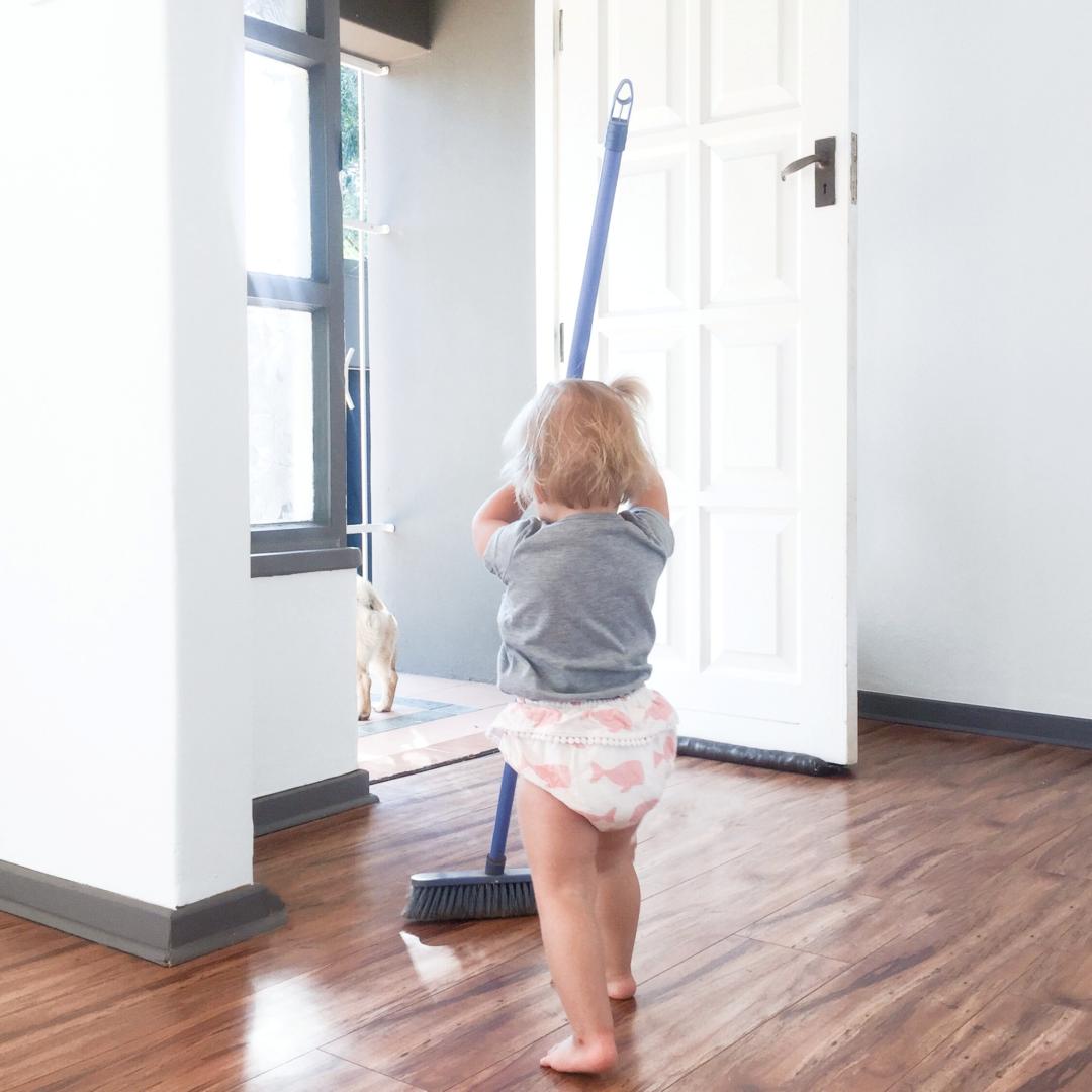 clean home hacks